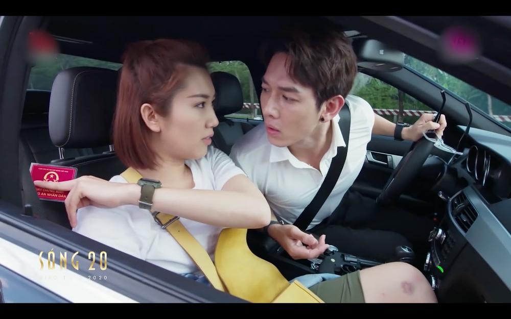 Minh Hằng, Thúy Ngân và những cô nàng tomboy đẹp trai nhất màn ảnh Việt-7