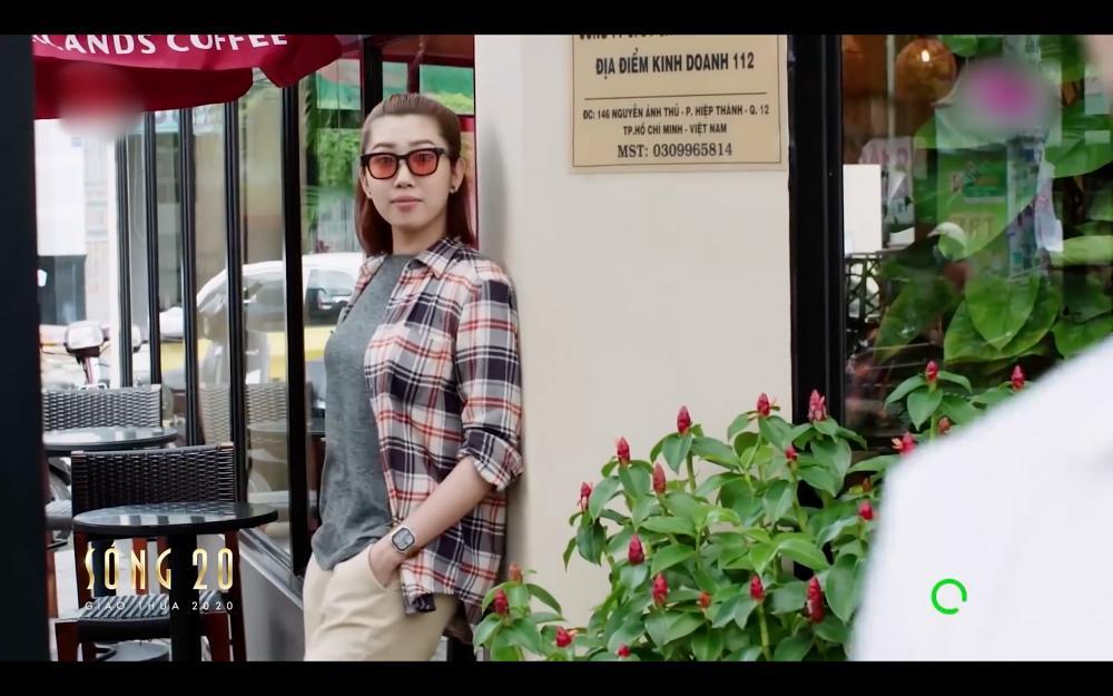 Minh Hằng, Thúy Ngân và những cô nàng tomboy đẹp trai nhất màn ảnh Việt-5