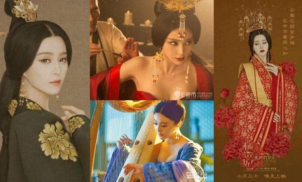 Ai đẹp nhất trong Tứ đại mỹ nhân cổ trang màn ảnh Hoa ngữ?-4