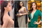 Những Hoa hậu có vòng 1 'trĩu nặng': Mai Phương Thúy 95 cm vẫn 'lép vế' trước mỹ nhân cực đại này
