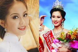 Những mỹ nhân thắng 2 cuộc thi nhan sắc: Đặng Thu Thảo chưa 'đỉnh' bằng Nguyễn Thiên Nga