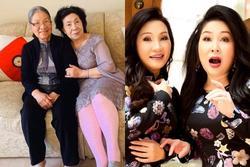 Hồng Vân - Hồng Đào thân nhau 30 năm và mối thâm tình ít ai biết của đấng sinh thành