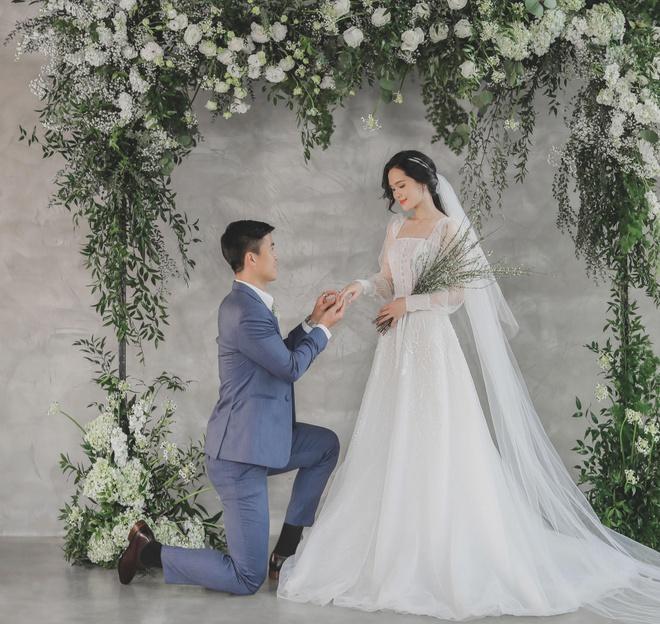 Những con số khủng trong đám cưới Duy Mạnh - Quỳnh Anh marry