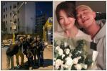 Lộ diện sau tin đồn tái hôn, Song Hye Kyo công khai tựa đầu vào vai người đàn ông lạ mà quen này