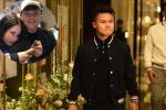 Quang Hải bảnh bao tới dự đám cưới Duy Mạnh, fans chỉ 'hóng' sự xuất hiện của cô chủ tiệm nail