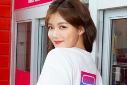 Kim Yoo Jung khoe nhan sắc cực phẩm trong hậu trường quảng cáo mới