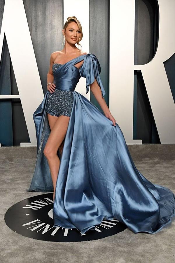 Dàn mỹ nhân lộ ngực phản cảm, mặc quần đùi tại bữa tiệc hậu Oscar-3