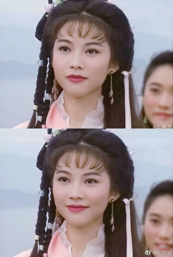 Á hậu Hong Kong Thái Thiếu Phân bị đào mộ ảnh 20 năm trước: Cực phẩm nhan sắc TVB-1