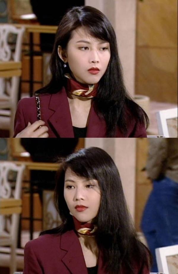 Á hậu Hong Kong Thái Thiếu Phân bị đào mộ ảnh 20 năm trước: Cực phẩm nhan sắc TVB-4