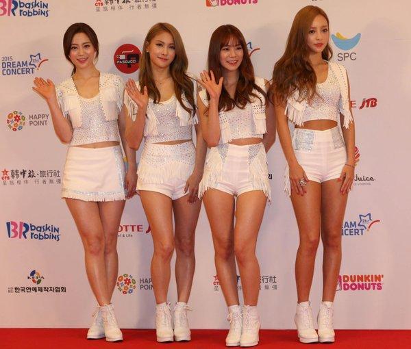 4 nhóm nhạc nữ hiếm hoi có độ nổi tiếng đồng đều giữa các thành viên theo ý kiến của cư dân mạng Hàn Quốc-2