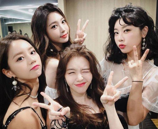 4 nhóm nhạc nữ hiếm hoi có độ nổi tiếng đồng đều giữa các thành viên theo ý kiến của cư dân mạng Hàn Quốc-3