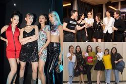 Hội bạn thân Chi Pu, Kỳ Duyên, Nhã Phương không chỉ toàn gái đẹp mà còn ăn mặc 'chất lừ'