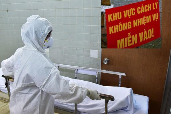 NÓNG: Bé 3 tháng tuổi người Vĩnh Phúc dương tính với virus corona là ca thứ 15 tại Việt Nam