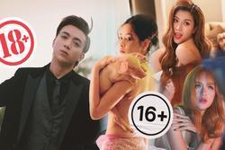 5 MV gây tranh cãi vì hình ảnh táo bạo của Vpop