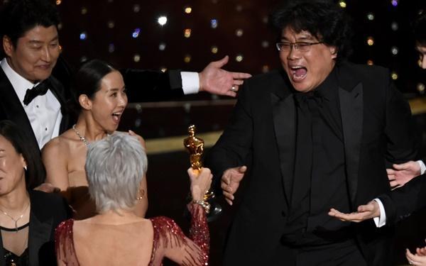 Chuỗi kỷ lục của 'Ký sinh trùng' và những điều lý thú tại Oscar 2020-1