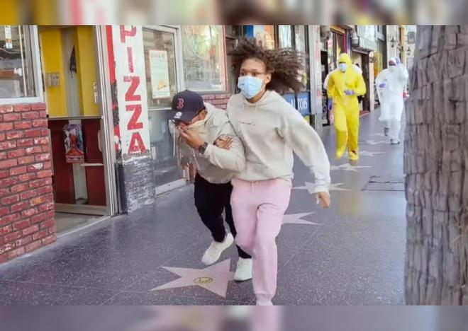 Dàn dựng cảnh vây bắt bệnh nhân corona, YouTuber bị chỉ trích-2