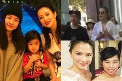Triệu Vy, Chương Tử Di và những cặp mẹ kế - con chồng nổi tiếng của showbiz Hoa ngữ