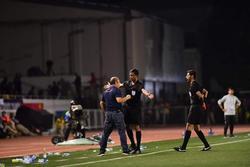 Nhận thẻ đỏ tại SEA Games, HLV Park Hang-seo bị AFC cấm chỉ đạo 4 trận giao hữu