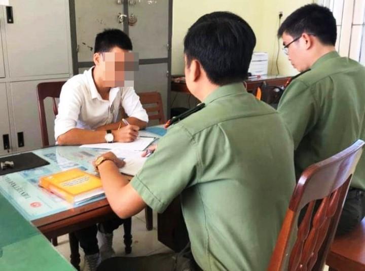 Lên Facebook ví vợ như virus corona, người chồng ở Quảng Ngãi bị xử lý-2