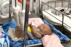 TP.HCM: Bắt tạm giam cha ruột đánh con trai 4 tháng tuổi đến xuất huyết não, gãy chân vì khóc không chịu nín