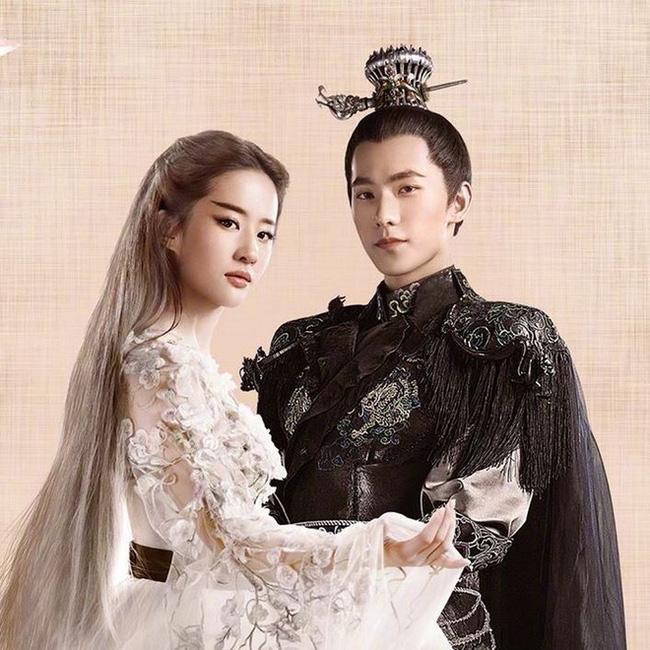 Đây là bộ phim khiến Dương Dương - Lưu Diệc Phi vướng tin đồn kết hôn: Hôn môi ngấu nghiến, có cảnh 18+ gây đỏ mặt-1