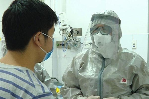 Người đầu tiên được phát hiện nhiễm virus corona ở Việt Nam khỏi bệnh-1