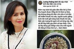 Facebooker Lương Hoàng Anh bị mời làm việc sau tin vịt về tỏi Lý Sơn