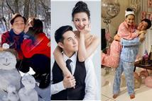 Top 3 ông chồng trong làng showbiz Việt đã giàu sụ lại còn có tài 'cuồng vợ' đỉnh cao