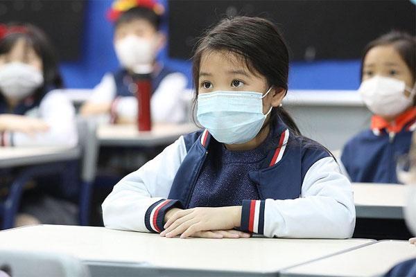 Học sinh Hà Nội sẽ đi học lại vào ngày 17/2, các trường tăng cường công tác vệ sinh để đón các em quay lại trường-1