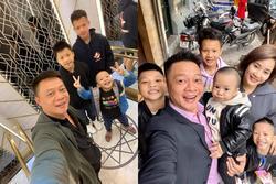 2 nam MC đình đám trên sóng VTV một thời, giờ là ông bố của 3-4 đứa con