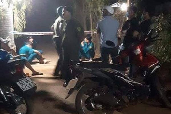 Bé trai 10 tuổi ở Đồng Nai bị sát hại dã man, nghi phạm bỏ trốn-1