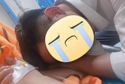 Bức ảnh 'bão mạng': Thanh niên nằm gục bên bạn gái bị gia đình ép phá thai và chuyện tình toàn nước mắt