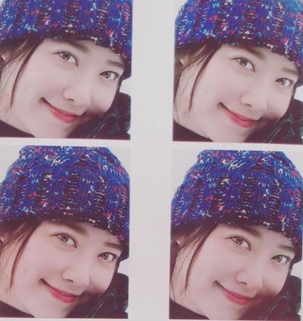 Goo Hye Sun phát tướng-2