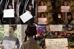 1001 cách tỏ tình ngày Valentine: Tiết kiệm nhất với bảng giấy như phim Hàn