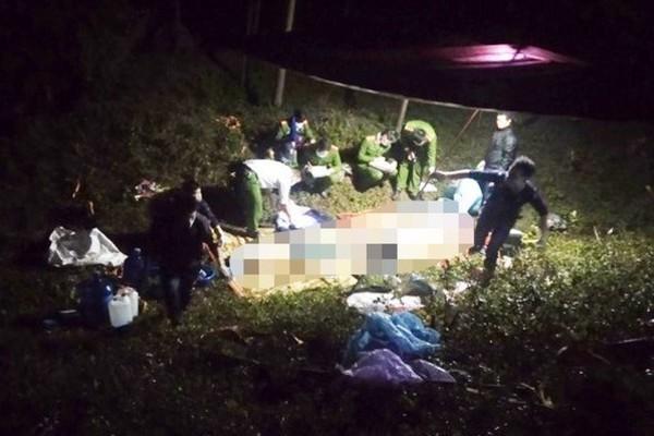 3 người trong gia đình ở Hà Nội tử vong thương tâm khi đi chùa về-2