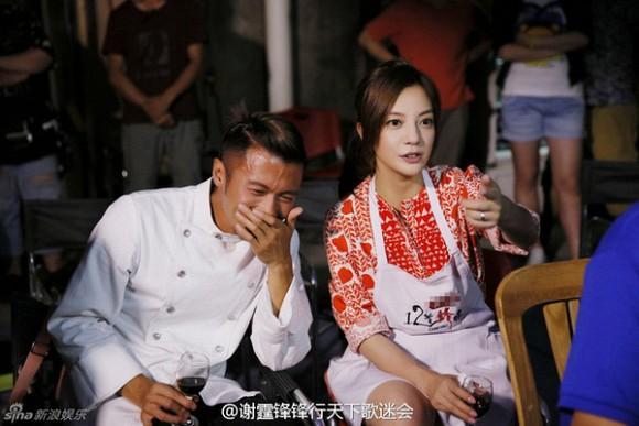 Bất ngờ lộ diện người phụ nữ khiến Tạ Đình Phong chia tay Trương Bá Chi, hóa ra Vương Phi mang tiếng oan suốt 8 năm nay?-2
