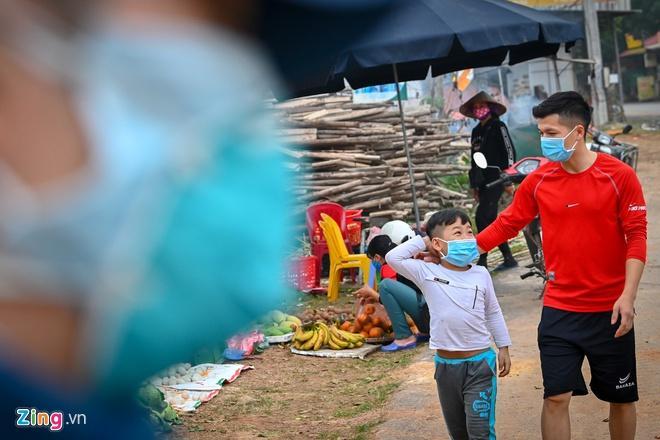 Vĩnh Phúc phong toả gần 11.000 người ở xã Sơn Lôi-1
