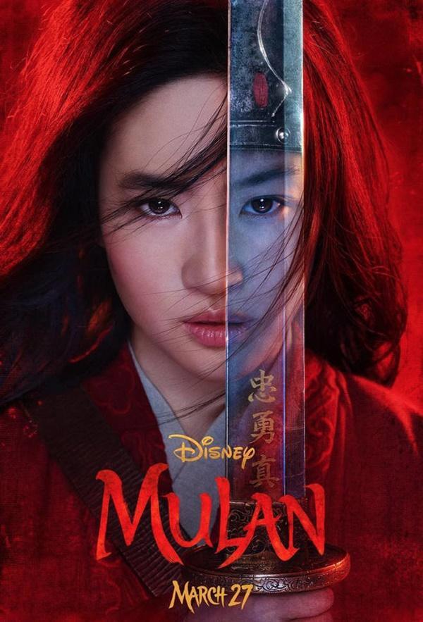 Lưu Diệc Phi gây tranh cãi về biểu cảm bị chê vô hồn trong Mulan-3