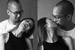 Suboi đăng ảnh khóa môi ngọt ngào bên bạn trai dịp Valentine