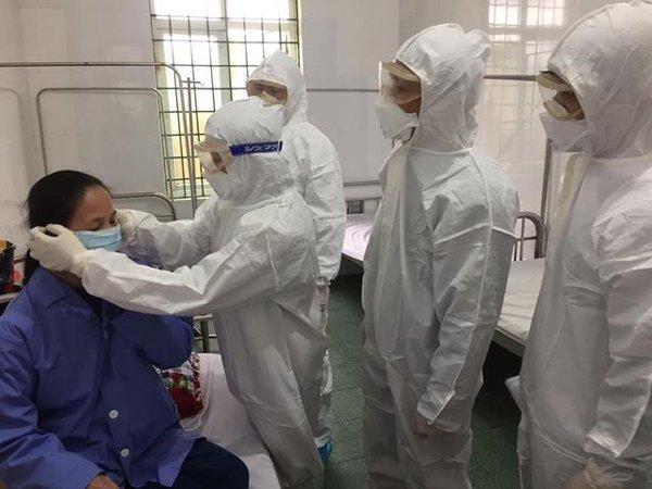 Vĩnh Phúc hỏa tốc xin thêm 25 bác sĩ để hỗ trợ Bình Xuyên chống dịch Covid-19-1
