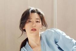 Cư dân mạng 'điên đảo' trước nhan sắc xinh đẹp của mợ chảnh Jun Ji Huyn trong chiến dịch thời trang mới