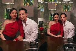 Nhờ Subeo chụp giúp hình Valentine, Kim Lý - Hồ Ngọc Hà hết hồn khi xem thành quả