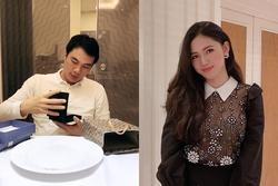 Bóc quà Valentine của Á hậu Thanh Tú, chồng đại gia bất ngờ với món đồ bé tẹo