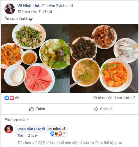 Dăm bữa nửa tháng lại bị cà khịa, vợ Phan Văn Đức có cách thanh lọc antifan siêu độc-2