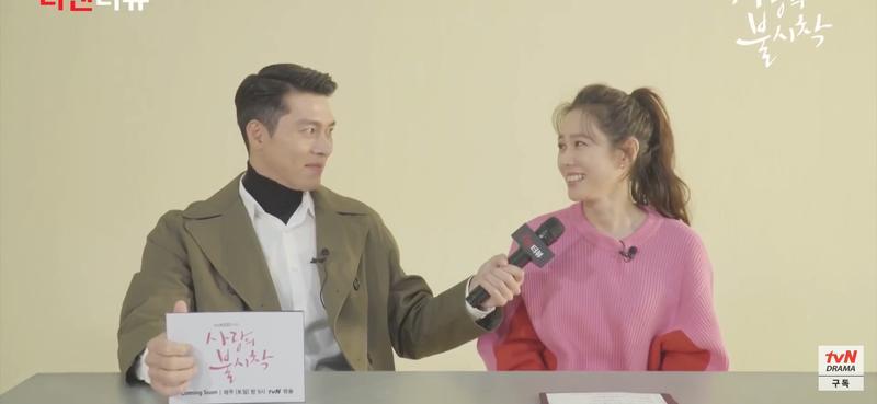 Hé lộ hậu trường tình tứ cặp đôi Hyun Bin - Son Ye Jin trong Hạ cánh nơi anh-15