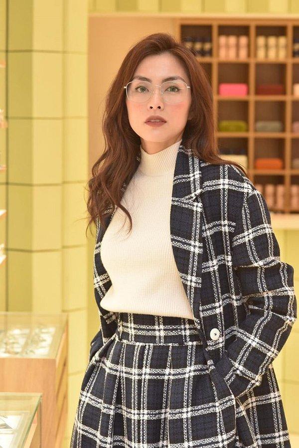 Tăng Thanh Hà chính là mỹ nữ có hàng lông mày đẹp nhất Vbiz-2