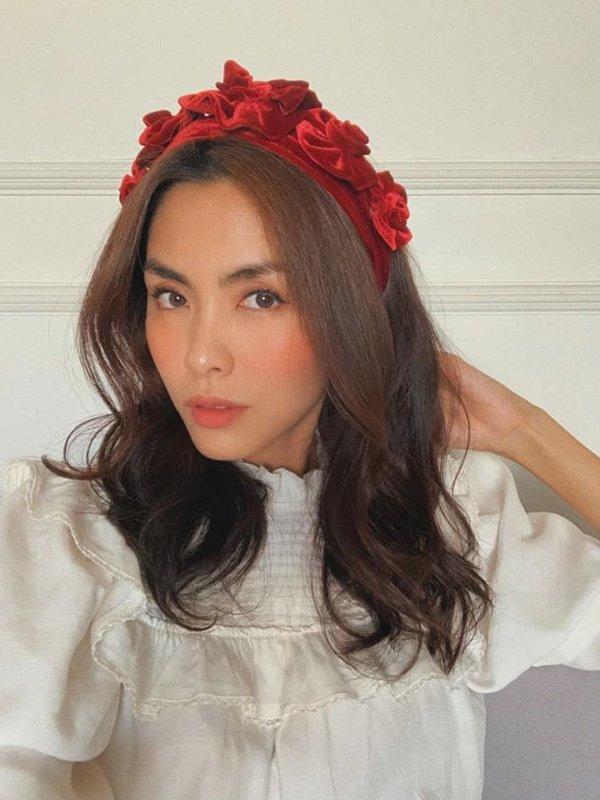 Tăng Thanh Hà chính là mỹ nữ có hàng lông mày đẹp nhất Vbiz-3