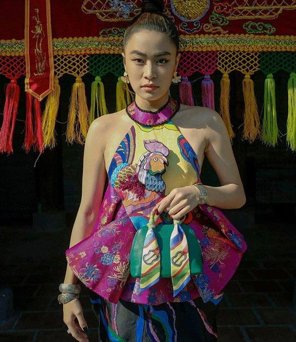 Tăng Thanh Hà chính là mỹ nữ có hàng lông mày đẹp nhất Vbiz-15