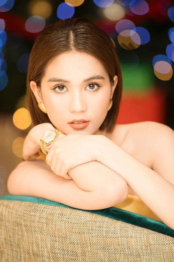 Tăng Thanh Hà chính là mỹ nữ có hàng lông mày đẹp nhất Vbiz-12