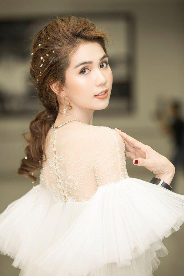 Tăng Thanh Hà chính là mỹ nữ có hàng lông mày đẹp nhất Vbiz-13